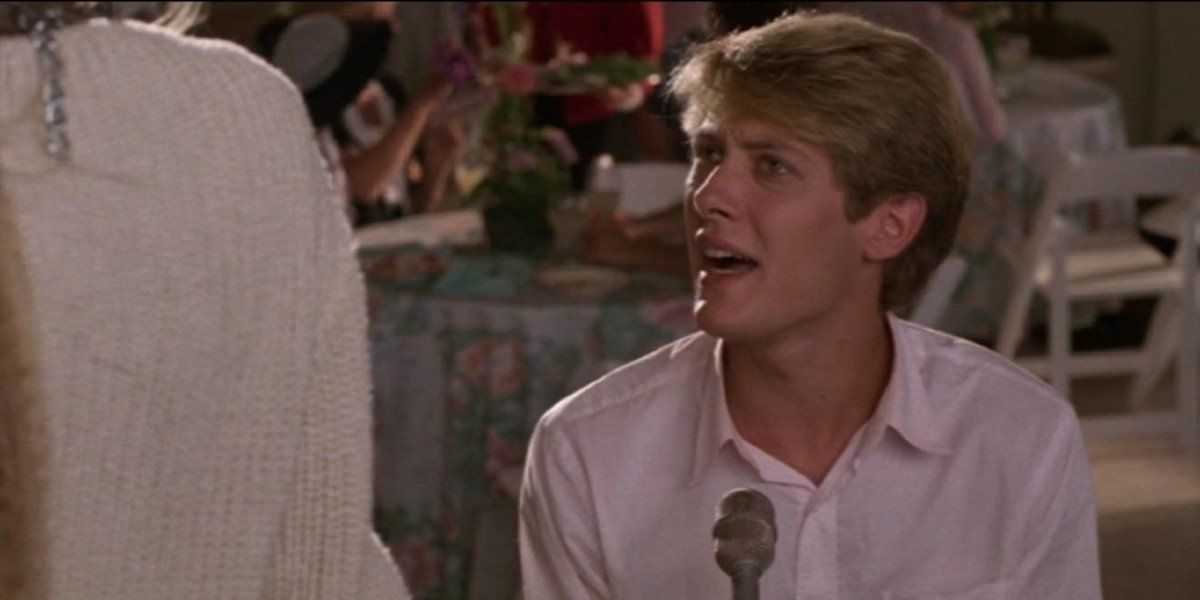 James Spader in Tuff Turf
