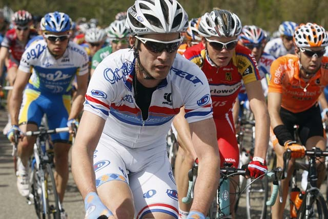 David Millar Amstel Gold Race 2008