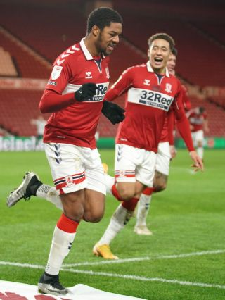 Middlesbrough v Luton Town – Sky Bet Championship – Riverside Stadium