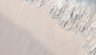 RSL on Mars