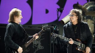 Smiles but no more tears as Black Sabbath play what could be their last ever show