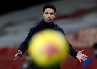 Arsenal manager Mikel Arteta has faith in his long-term project at the club.