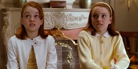 Lindsay Lohan And The Parent Trap Director Share Sweet Exchange As The Film Celebrates Anniversary