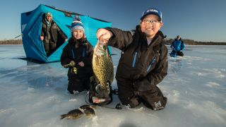How to go ice fishing