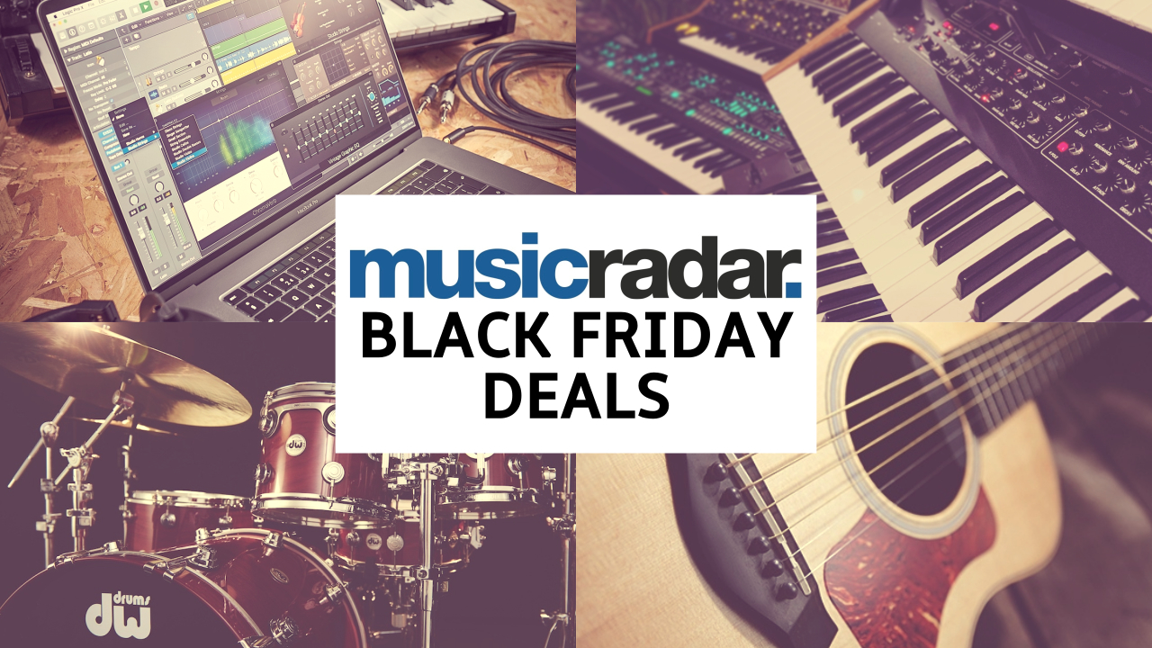 Black Friday Music Deals 2020 Everything Musicians Need To Know And All The Latest Offers On Music Gear Musicradar