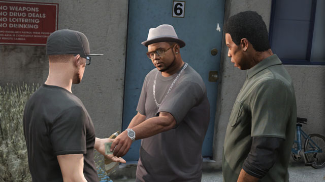 GTA 5 Online Multiplayer Launches Today #29112