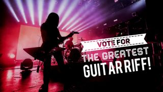 Vote for the greatest guitar riff of all time