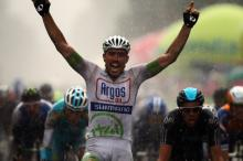 John Degenkolb (Argos-Shimano) won the final stage of the Tour of Poland in a downpour.