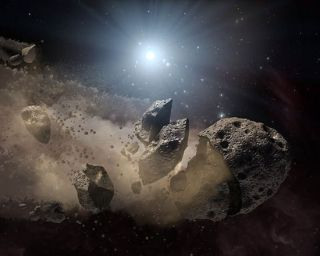 Dead Stars Once Hosted Solar Systems