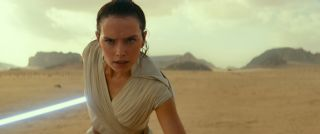 rey star wars: rise of skywalker