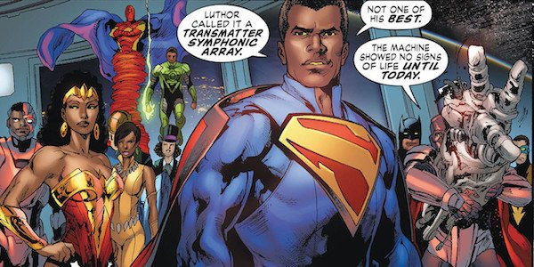 Justice League from Earth-23