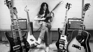 HarperCollins will release Rush vocalist/bassist Geddy Lee's autobiography in autumn 2022