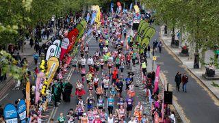 London Marathon 2022 ballot