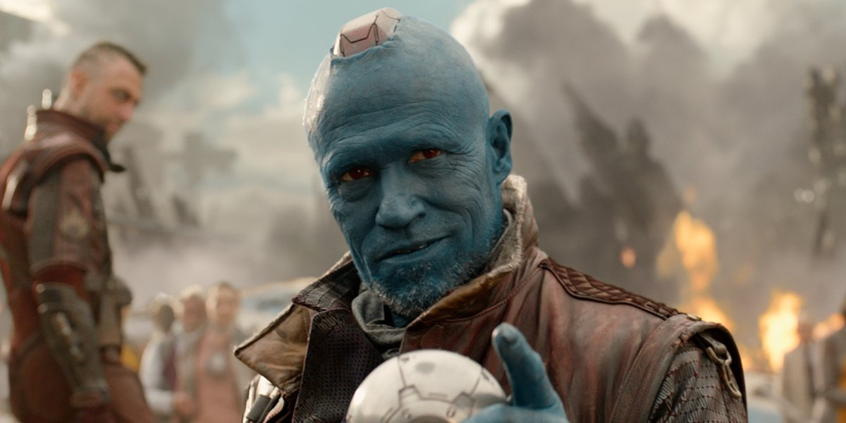 Michael Rooker in Guardians of the Galaxy