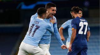 Manchester City v Marseille live stream