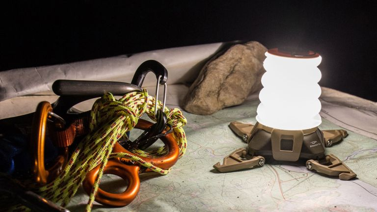 best camping lantern: Princeton Tec Helix Backcountry lantern