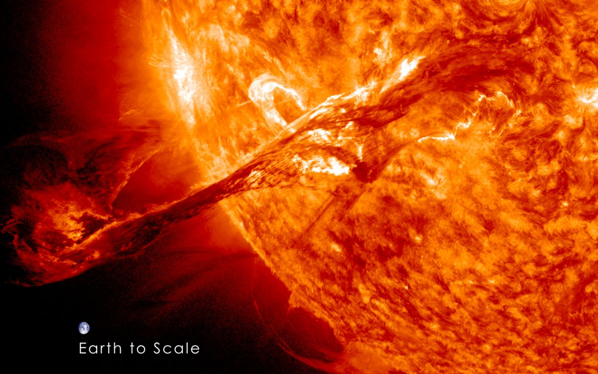 solar storm 2013 - photo #5