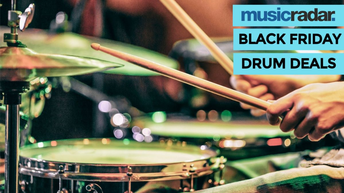 black friday drum deals 2019 how and where to find the biggest savings on drum and percussion. Black Bedroom Furniture Sets. Home Design Ideas