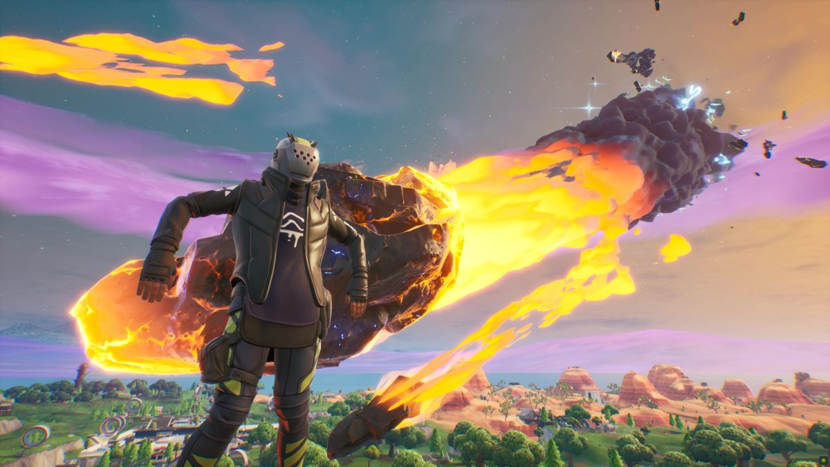 Fortnite Update Patch Notes Page Gamer