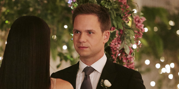 Suits Patrick J. Adams Mike Ross USA Network