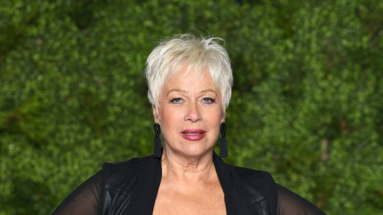 Denise Welch's father has passed away from pneumonia after multiple surgeries