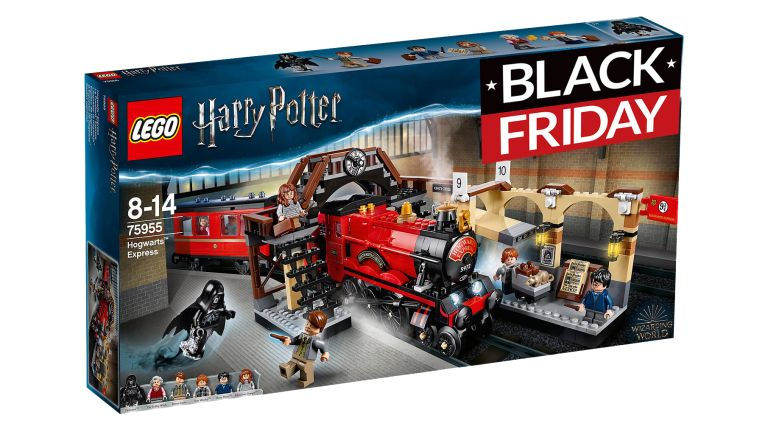 Amazon Black Friday deal LEGO Harry Potter Hogwarts Express Train Set