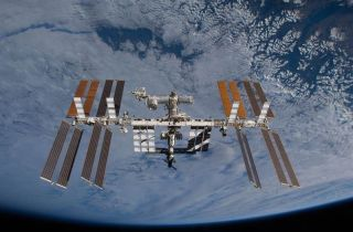 Old Rocket Junk Poses No Threat to Space Station