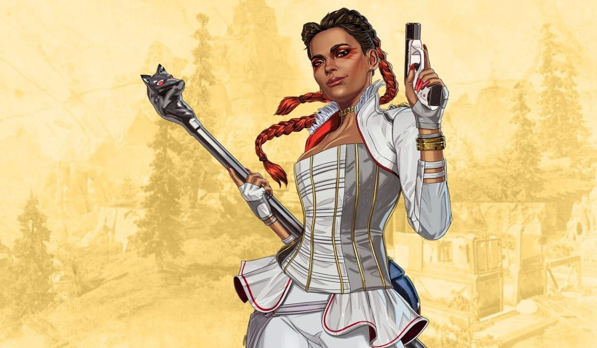 Apex Legends' new character is a glamorous thief obsessed with revenge