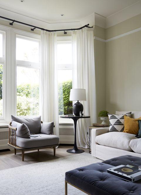 20 Living Room Curtain Ideas For The, Curtain Idea For Living Room