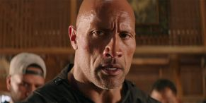 The Rock Shared A New Look At Black Adam, And It's Intense