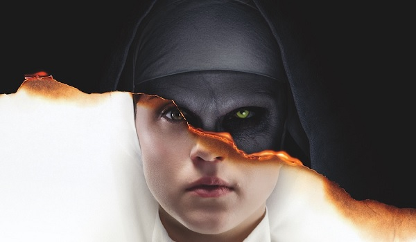 The Nun transitions from good to evil