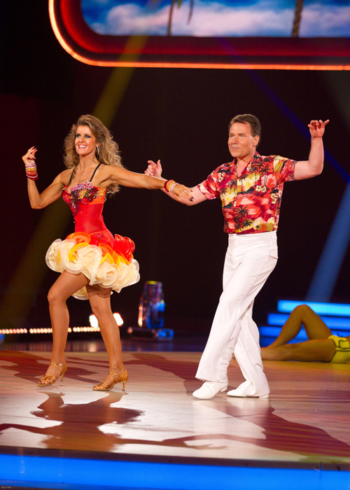 Richard Arnold exits Strictly Come Dancing
