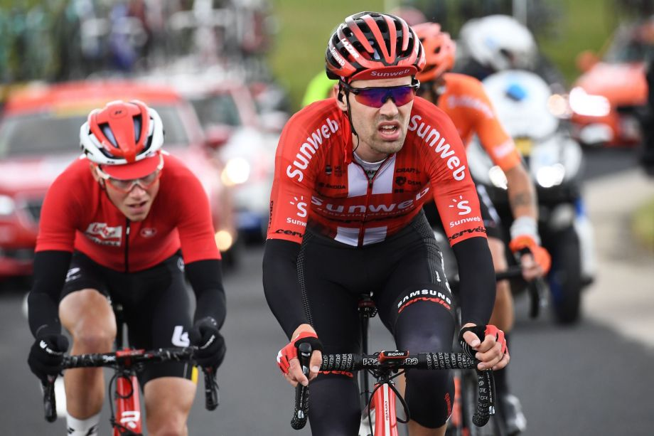 Tom Dumoulin says pulling out of Tour de France 2019 'felt like a relief'