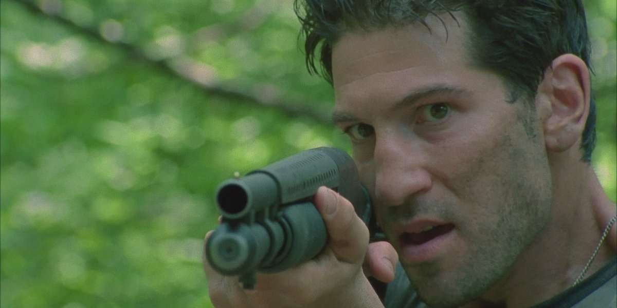 Jon Bernthal on The Walking Dead