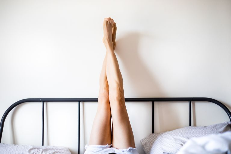 Legs shaking after sex