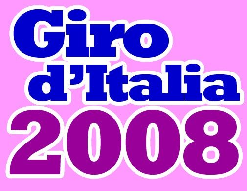 Giro 2008 logo