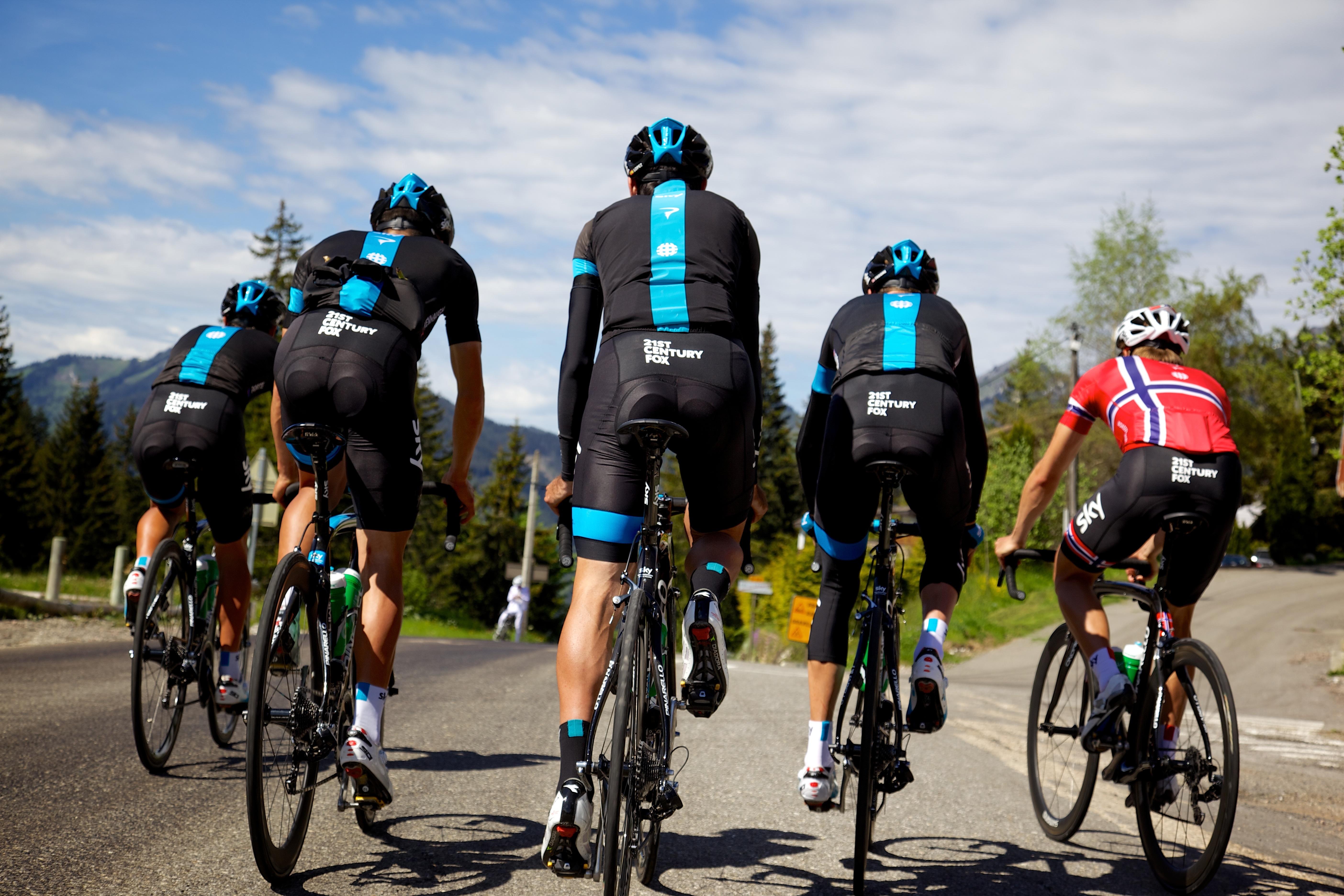 Colorado Pro Cycling Challenge Tour Tracker