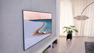 LG Gallery Series OLED TV
