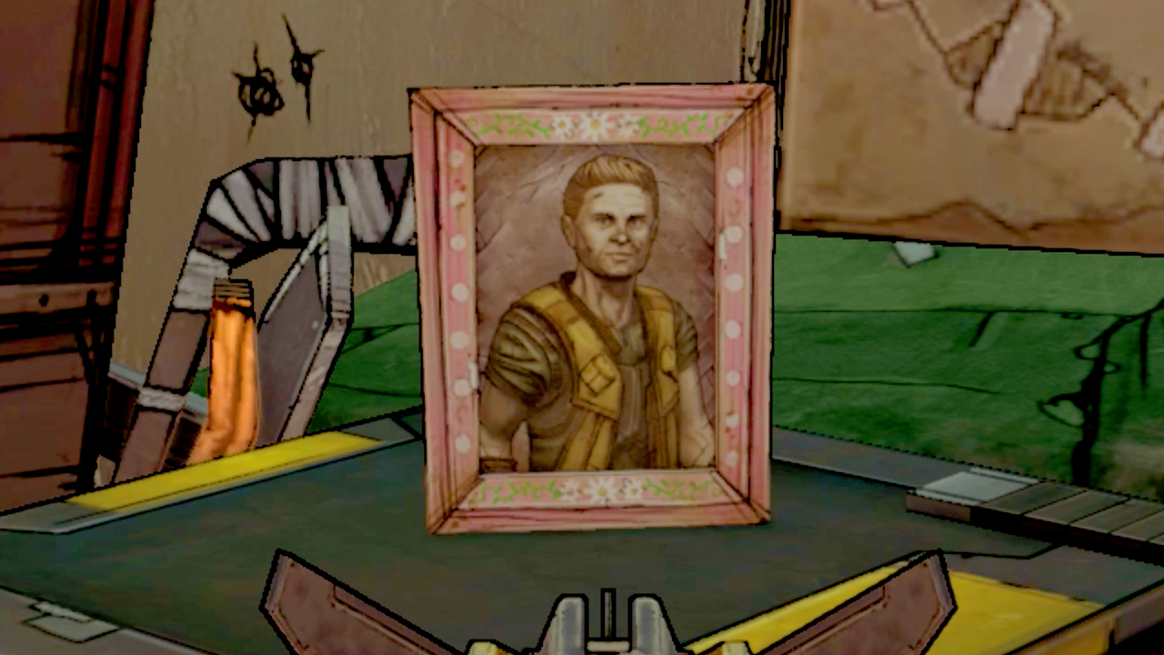 Goodnight, sweet prince: Scooter is in the Borderlands 2 DLC, and