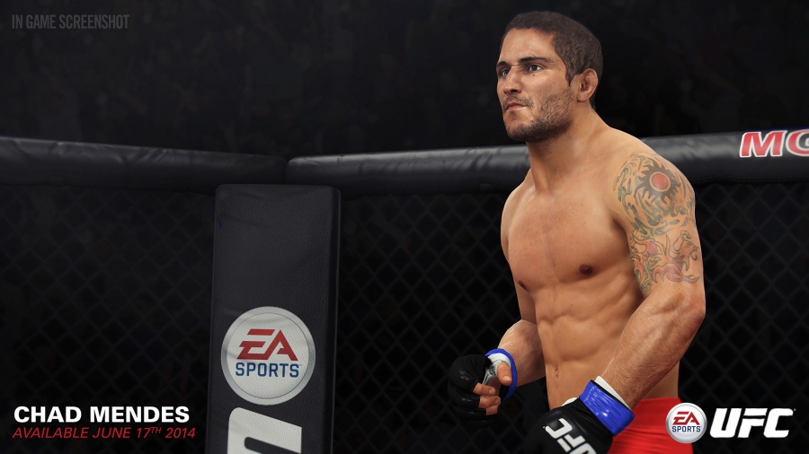 EA Sports UFC Screenshots Keep The Hype Going For PS4, Xbox One #31500