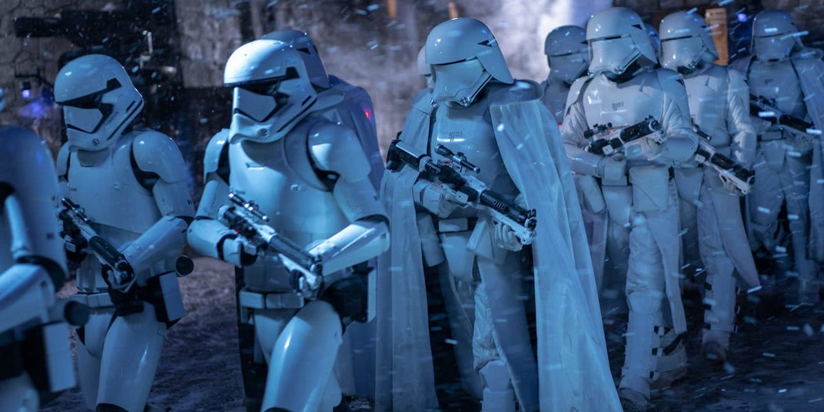 Star Wars Reveals The True Origin Of The First Order