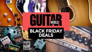 Black Friday guitar deals 2019: the dates, the biggest savings and everything guitarists need to know