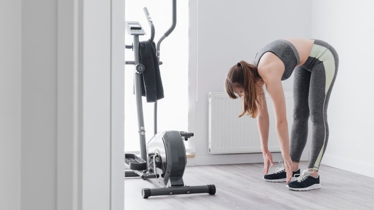 Elliptical, one of the best exercise machines to lose weight
