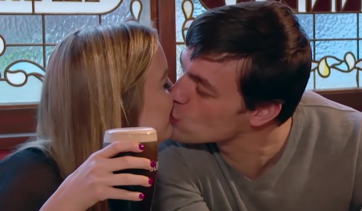 Libby and Andrei in Ireland 90 Day Fiance