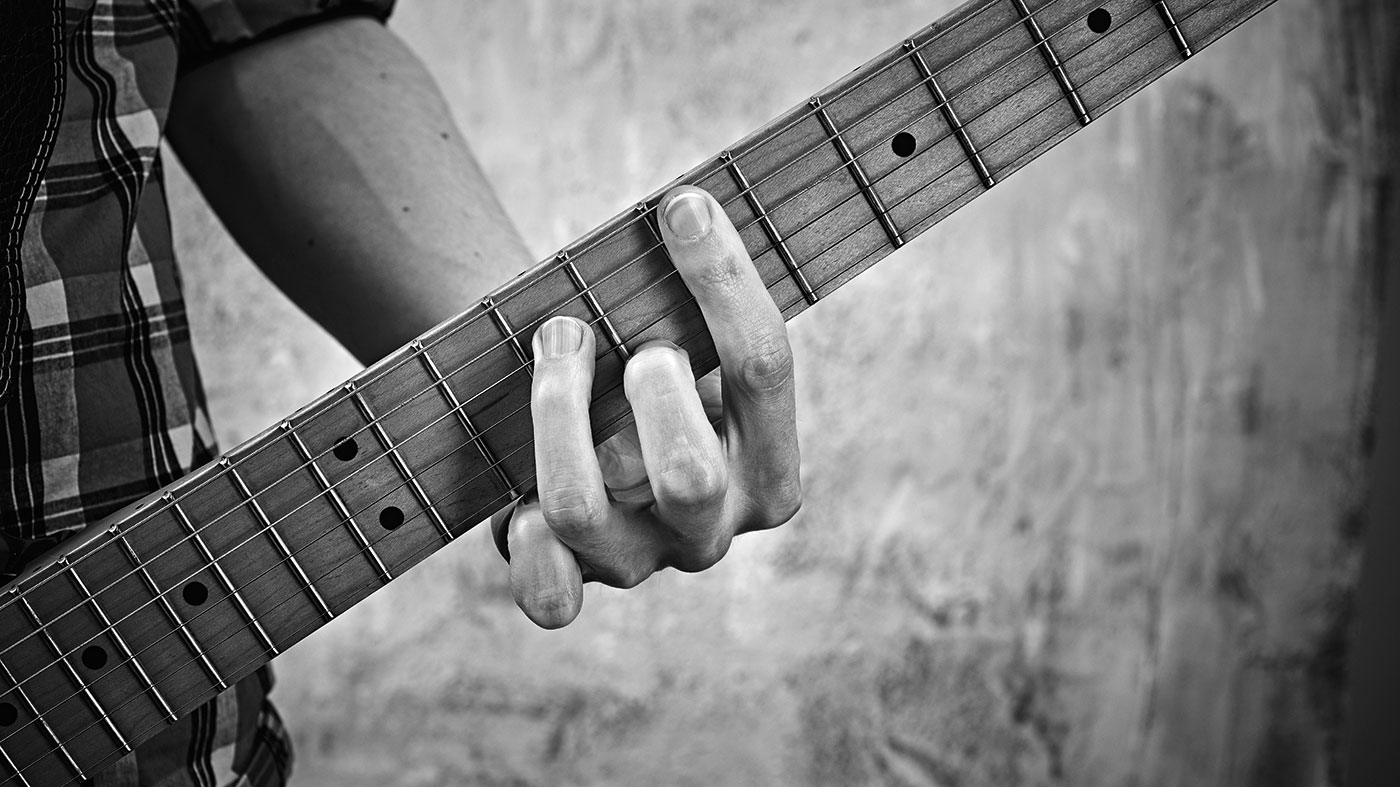 Guitar basics: getting started with chord changes