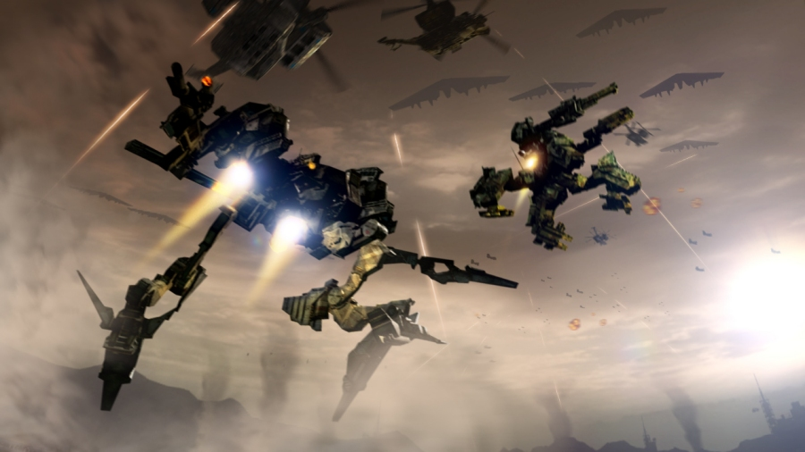 Armored Core: Verdict Day Coming This Summer To Xbox 360, PS3 #25739
