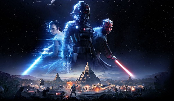 Cover art for Battlefront II