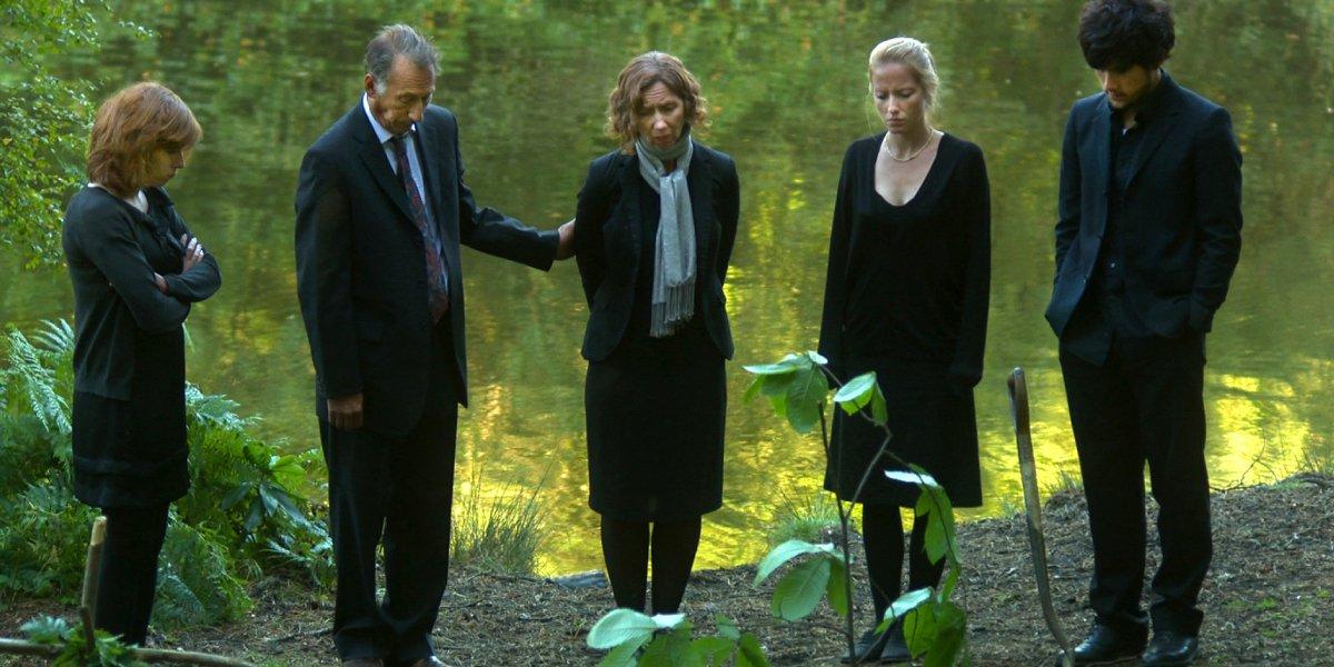 The Black Pond cast