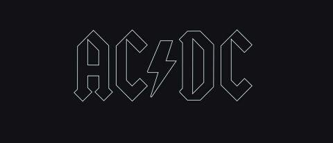 AC/DC - Black In Black album cover