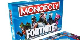 Fortnite Monopoly Is Coming In October